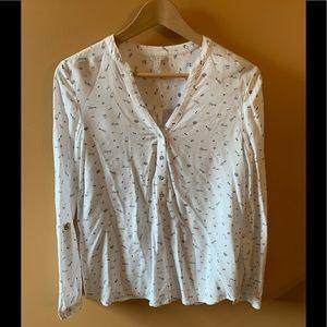 ✂️ PRICE CUT! Cute pattern Esprit blouse!